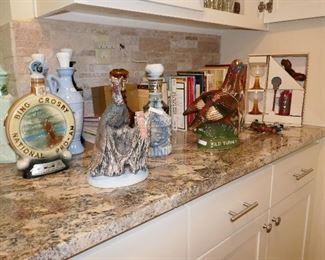 Decanters and Bar Ware