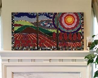 Mosaic Art by Vivian