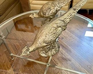 pheasant decor