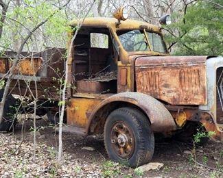 1941 FWD Dump Truck