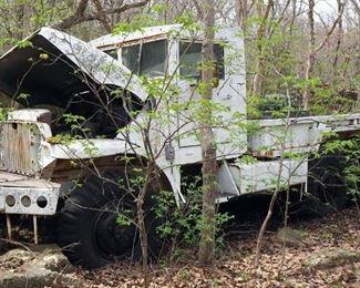 1952 GMC M-135 2.5 Ton Truck