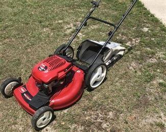 Toro Self Propelled Mower