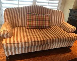 Cozy Winter House Sofa