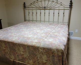 "$195 (complete).   king bed: 64""high"
