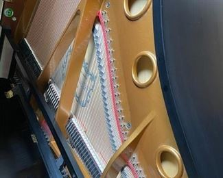 """Kohler & Campbell Piano (Serial No. KCG-5000) and Bench, 5'D 58""""W. Photo 4 of 6"""