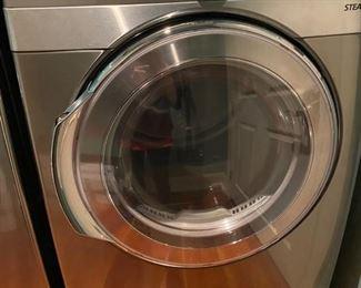 Samsung Electric Steam Dryer DV448AE