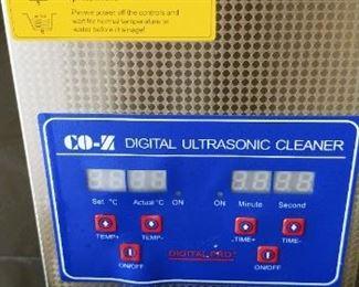 CO-Z Ultrasonic Cleaner