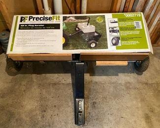 """Precise Fit 48"""" Plug Aerator"""