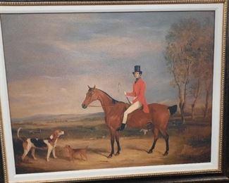 """Ethan Allen """"General on horseback"""""""