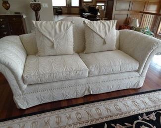 Beautiful formal sofa