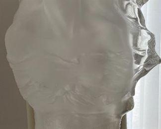 Michael Wilkinson Lucite Sculpture 1988  49/300