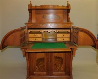 H. H. Wiggers Victorian desk