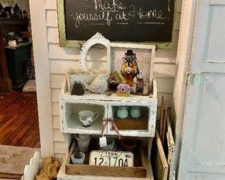 Small Kitchen Cupboard