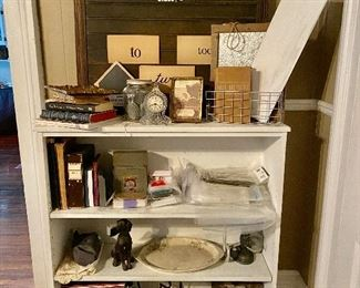 Selection of Book Cases