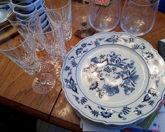 China / glassware
