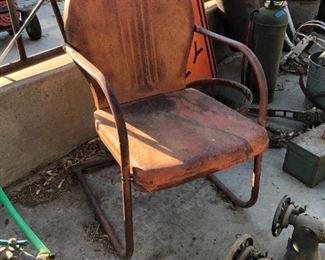 What a chair!