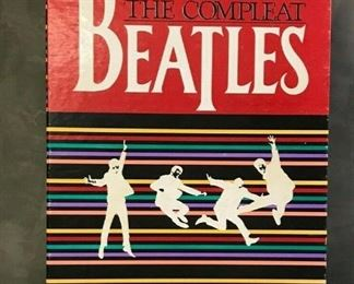 https://www.ebay.com/itm/124709406122	BM0101 THE COMPLEAT BEATLES BOOK VOL I & II SHEET MUSIC AND MORE 		10 Day Auction