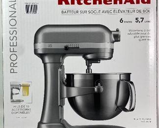 KitchenAid Professional Mixer NIB