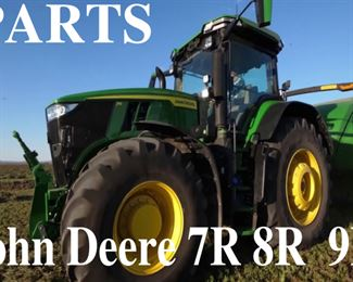 "+ John Deere 7R & 8R series Tractor Inner Roof PN# RE-583893 ""S""  SERIES COMBINE REAR COVER"