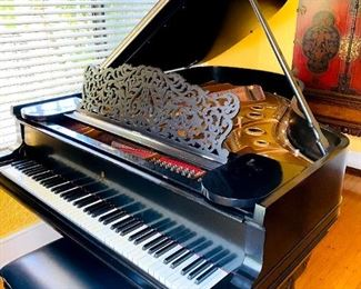 Steinway piano, Model A