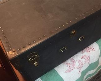nice old trunk