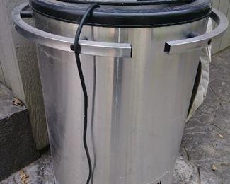 Outdoor brverage cooler