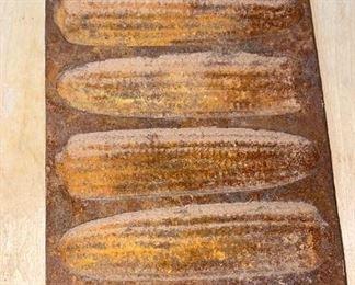 corn bread mold cast iron