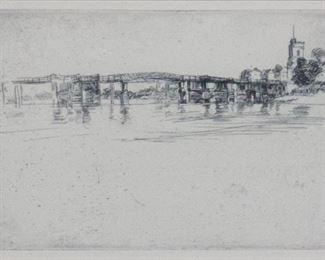 Whistler Little Putney Bridge
