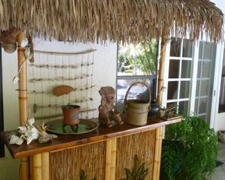 The Tiki Bar, so cute and so fun! Party ON!!