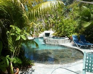 "Can you say ""refreshing!"" Wait till you see this pool!"