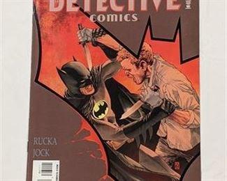 Lot 137 DC Comic Book Batwoman Detective Comics 861 March 2010