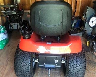 Broadmor Deck Tractor