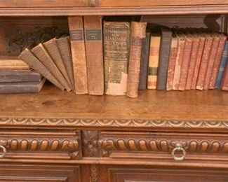 11. Group of Vintage Books