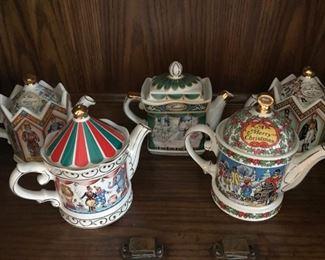 English tea pots
