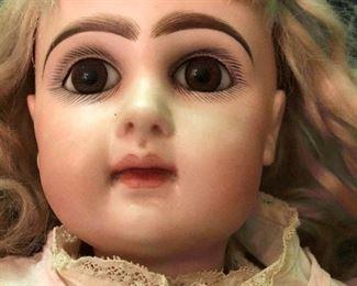 Tete Jumeau 7 antique doll