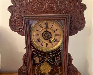 Vintage Waterbury Clock