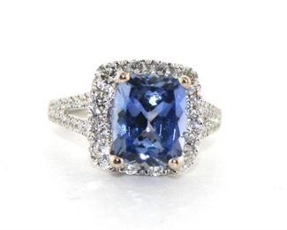 ao jewelry collection tanzanite