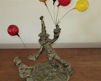 Bronze sculputure