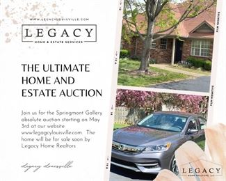 The ultimate Home and Estate Auction
