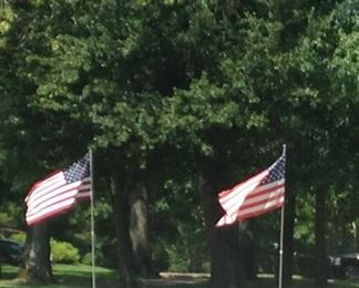 Speaking of the USA  .  .  . Memorial Day is  approaching!
