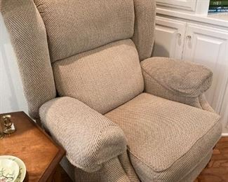 Another recliner