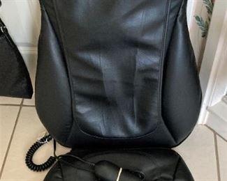 Seat vibrator