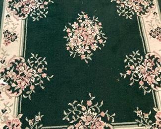4 feet x 5 feet rug