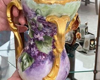 Beautiful Limoge vase