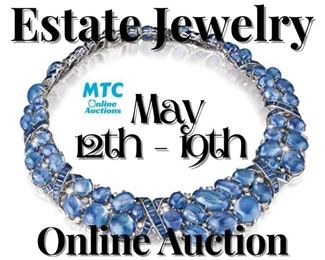 Estate Jewelry POSTER 2 MAY