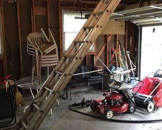 28 Sears Extension Ladder