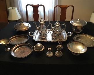 Silverplate and Sterling
