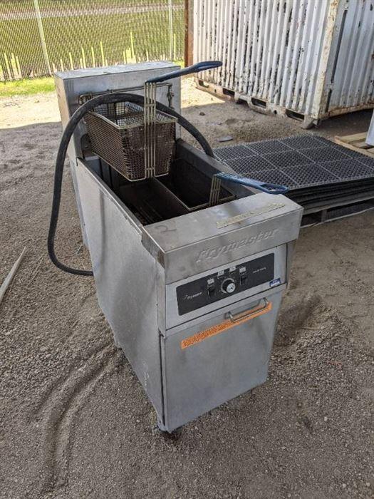 Frymaster Single Bay Electric Fryer