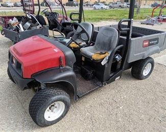 Toro Workman MDE Electric Utility Cart
