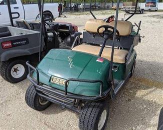 E-Z-Go Golf Cart Utility